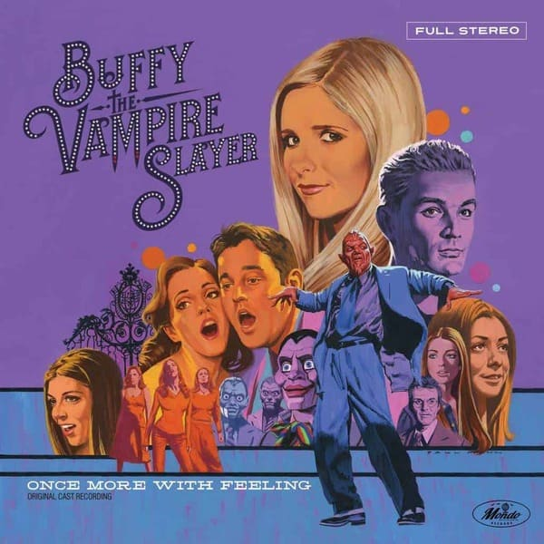 Buffy The Vampire Slayer:  Once More Time With Feeling by Original Cast Recording