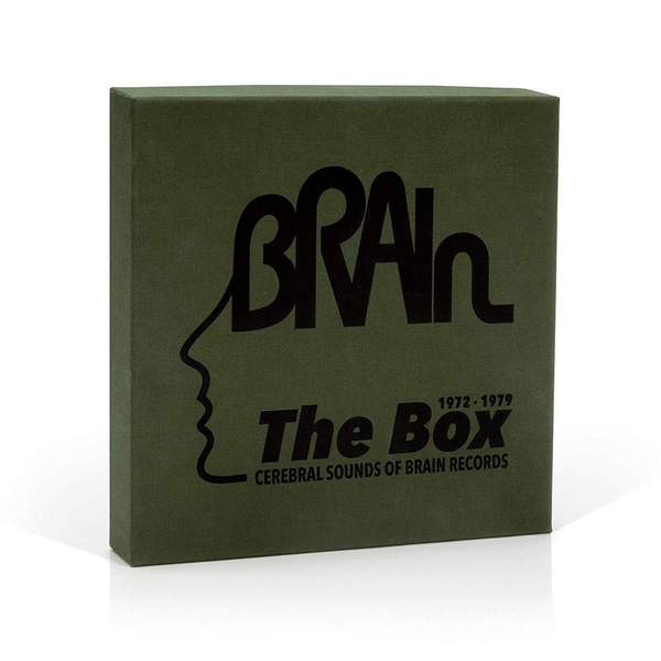 The Brain Box - Cerebral Sounds Of Brain Records 1972-1979 by Various