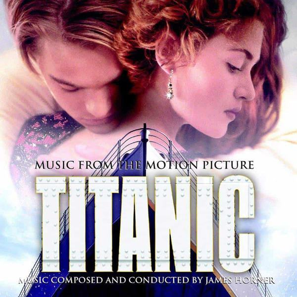 Titanic (Music From The Motion Picture) by James Horner