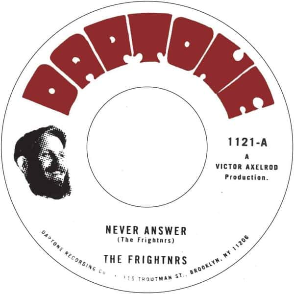 Never Answer / Questions (Dub) by The Frightnrs