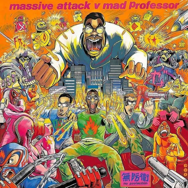 No Protection by Massive Attack V Mad Professor