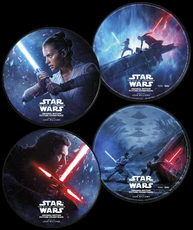 John Williams - Star Wars: The Rise Of Skywalker (Original Motion Picture Soundtrack) [picture disc]