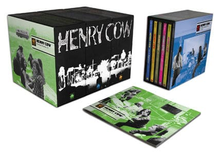 The Road: Volumes 1-5 by Henry Cow