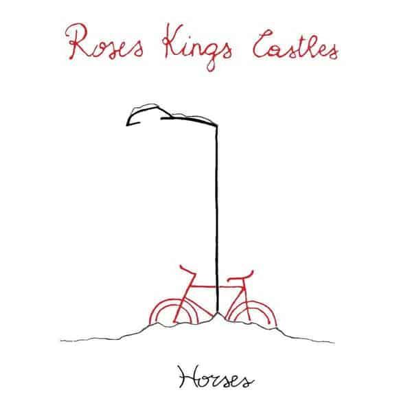 Horses by Roses Kings Castles