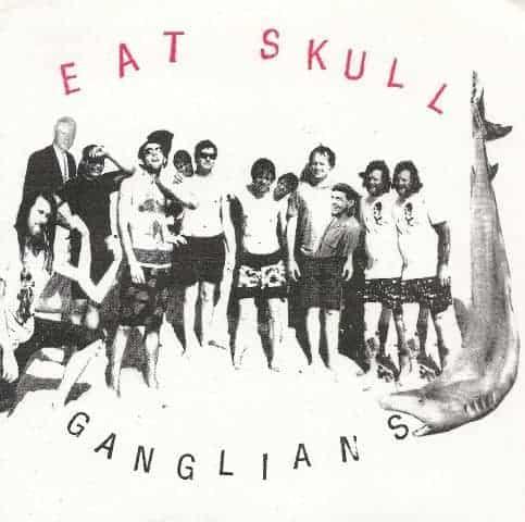 Split by Eat Skull/ Ganglians