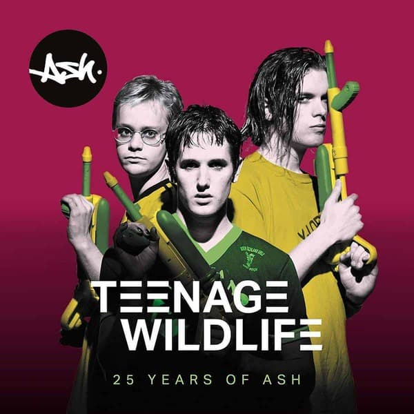 Teenage Wildlife: 25 Years Of Ash by Ash