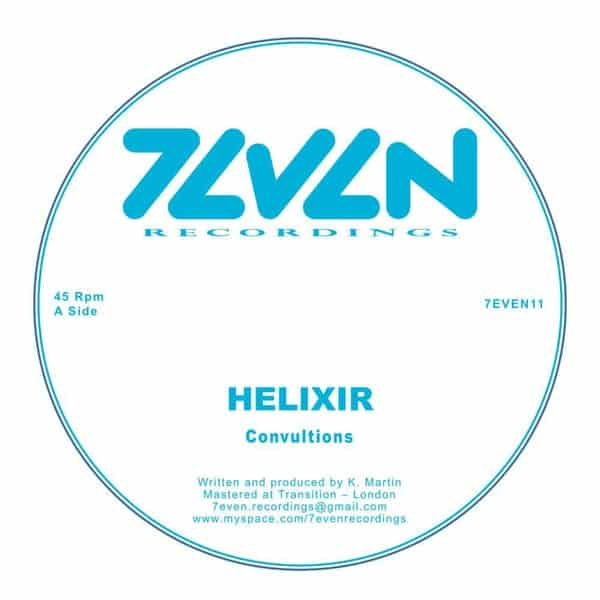 Convolutions/ Let Me Drive Now by Helixir