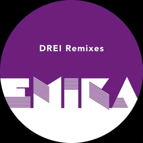 DREI Remixes EP by Emika