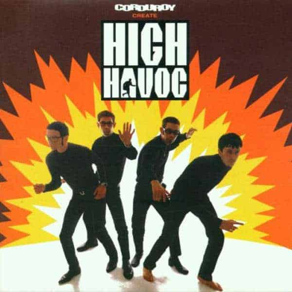 High Havoc by Corduroy