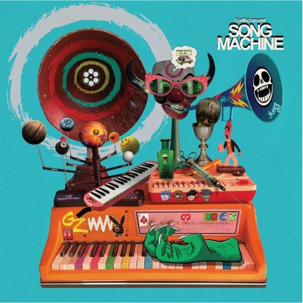 Song Machine: Season One - Strange Timez by Gorillaz