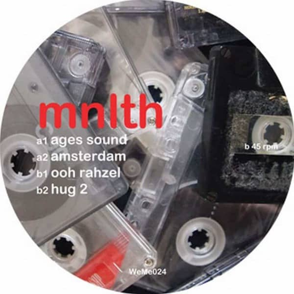 Ages Sound EP by MNLTH