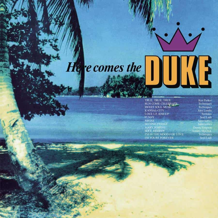 Here Comes The Duke by Various