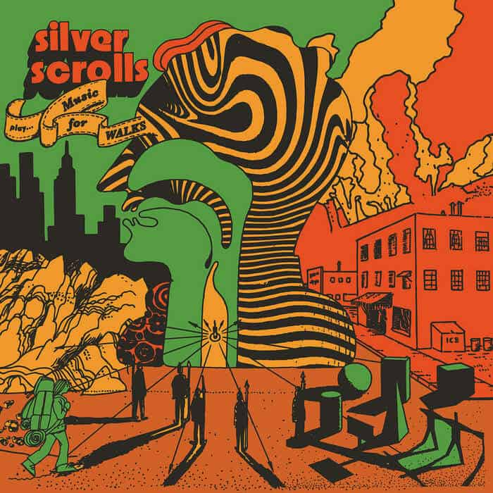 Music For Walks by Silver Scrolls