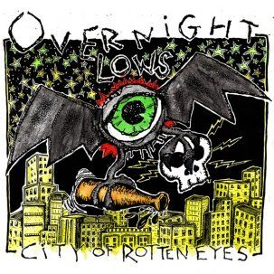 City Of Rotten Eyes by Overnight Lows