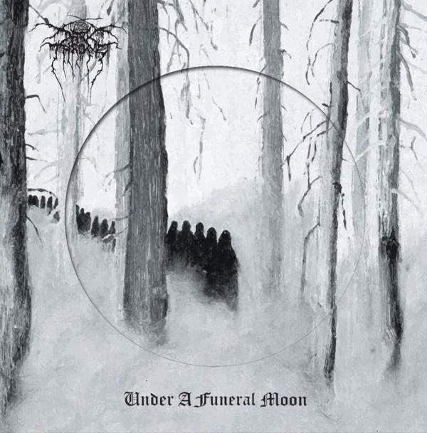 Under A Funeral Moon by Darkthrone