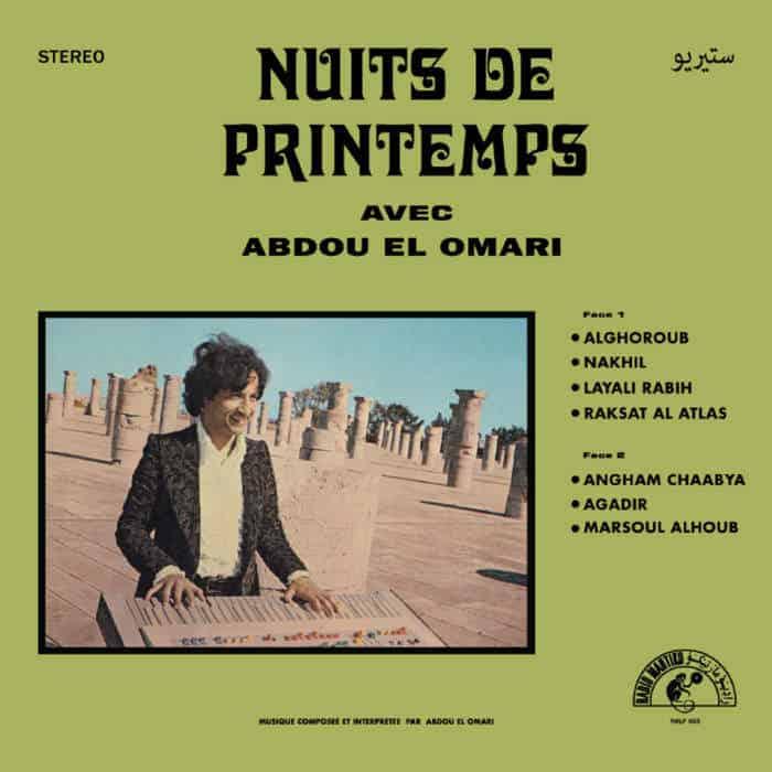 Nuits De Printemps by Abdou El Omari