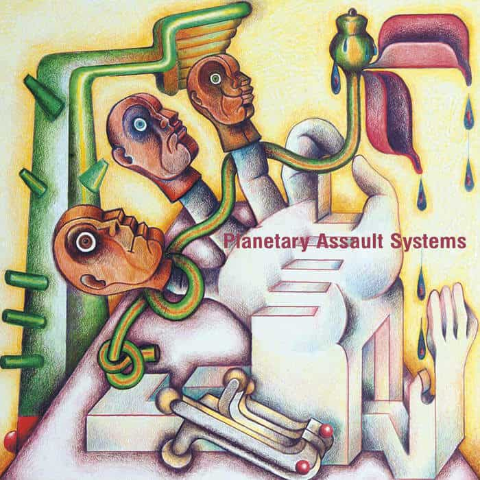 Plantae by Planetary Assault Systems