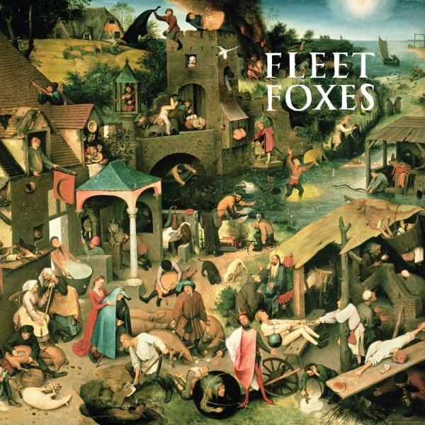 Fleet Foxes by Fleet Foxes