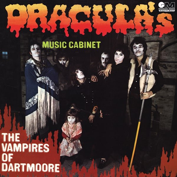 Dracula's Music Cabinet by The Vampires of Dartmoore