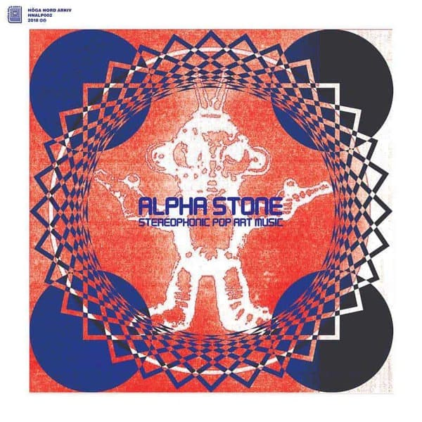 Stereophonic Pop Art Music by Alpha Stone