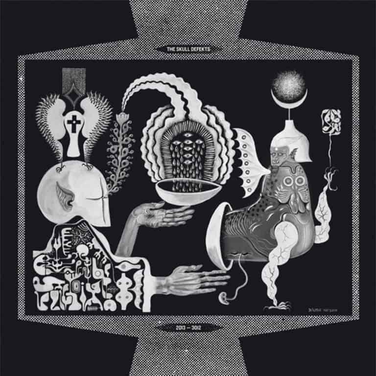 2013-3012 by The Skull Defekts