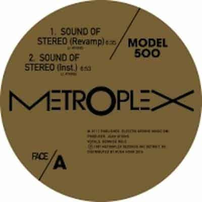 Sound Of Stereo / Off To Battle by Model 500