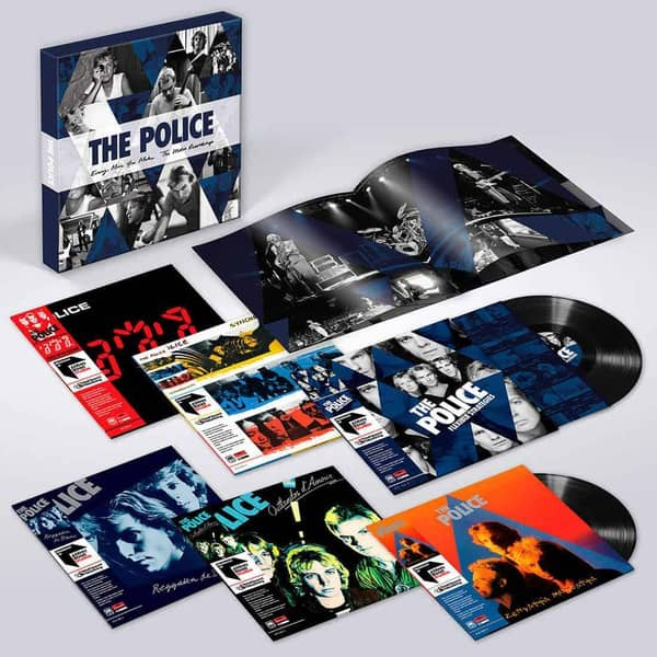 Every Move You Make: The Studio Recordings by The Police