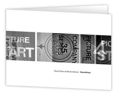 Soundlines by Gareth Davis & Machinefabriek