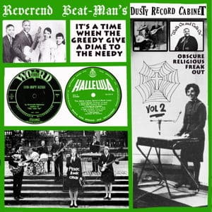 Reverend Beat-Man's Dusty Record Cabinet Volume 2 by Various