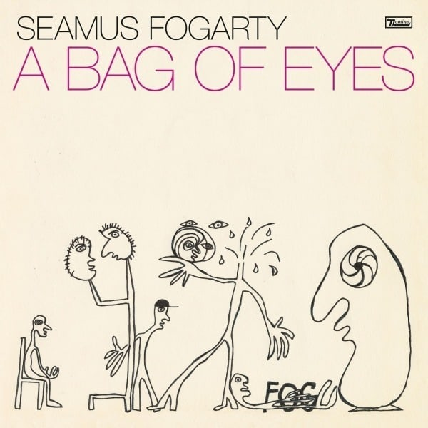 A Bag Of Eyes by Seamus Fogarty