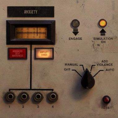 ADD VIOLENCE EP by Nine Inch Nails