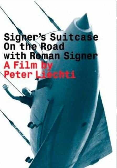 Signers Suitcase by Roman Signer