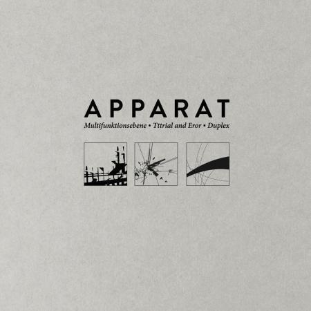 Multifunktionsebene, Tttrial and Eror, Duplex by Apparat