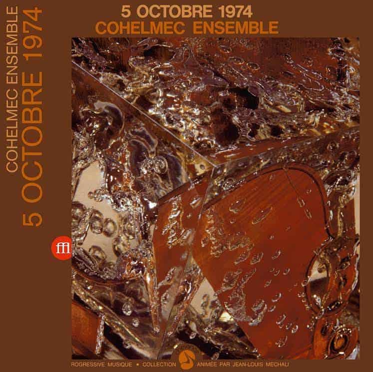 5 Octobre 1974 by Cohelmec Ensemble
