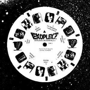 Intrusive Incidentalz Vol 2 by Ekoplekz