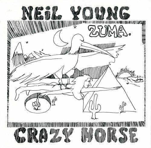 Zuma by Neil Young & Crazy Horse