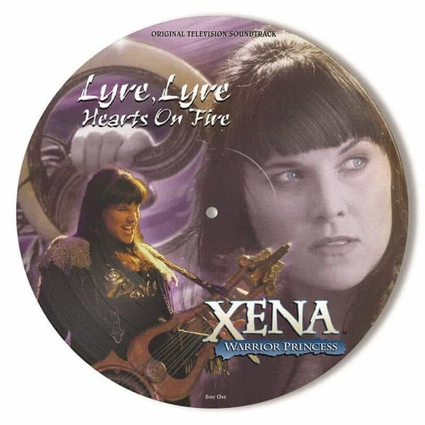 Xena: Warrior Princess - Lyre, Lyre Hearts On Fire (Original Television Soundtrack) by Various