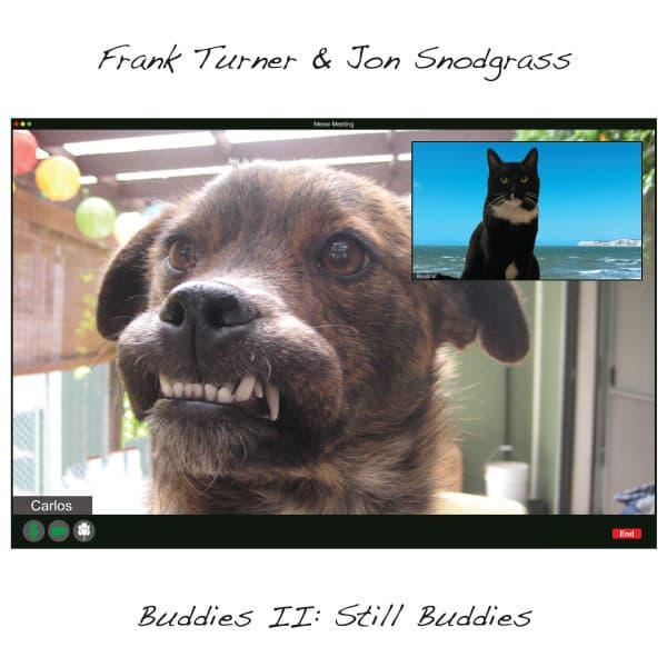 Buddies II: Still Buddies by Frank Turner & Jon Snodgrass