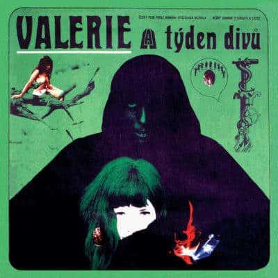 Valerie And Her Week Of Wonders by Luboš Fišer