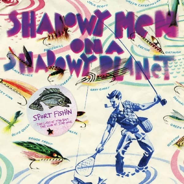 Sport Fishin: The Lure Of The Bait, The Luck Of The Hook by Shadowy Men On A Shadowy Planet