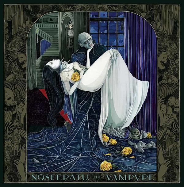 Nosferatu The Vampyre by Popol Vuh