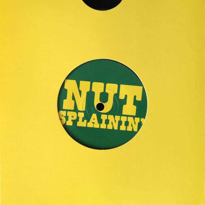 Nutsplainin' / Green Chaud by Papernut Cambridge