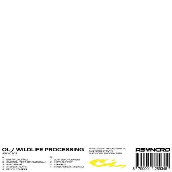 Wildlife Processing by OL