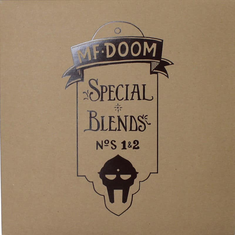 Special Blends Vol. 1 & 2 by MF DOOM