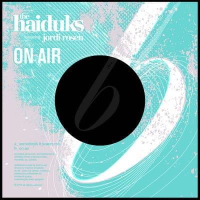 On Air by The Haiduks (featuring Jordi Rosen)
