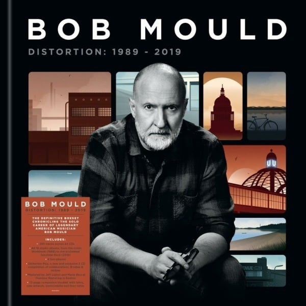Distortion: 1989-2019 by Bob Mould