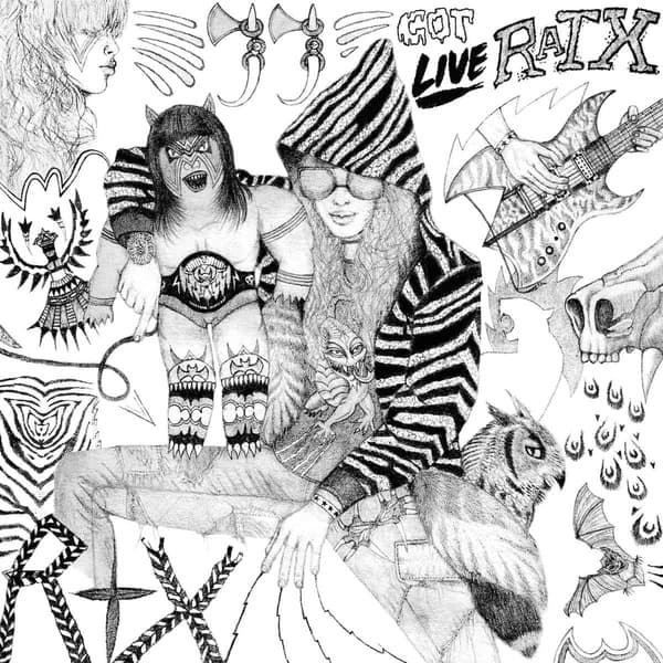 JJ Got Live RaTX by RTX
