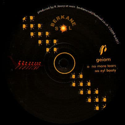 No More Tears / Eyl Booty by Geiom