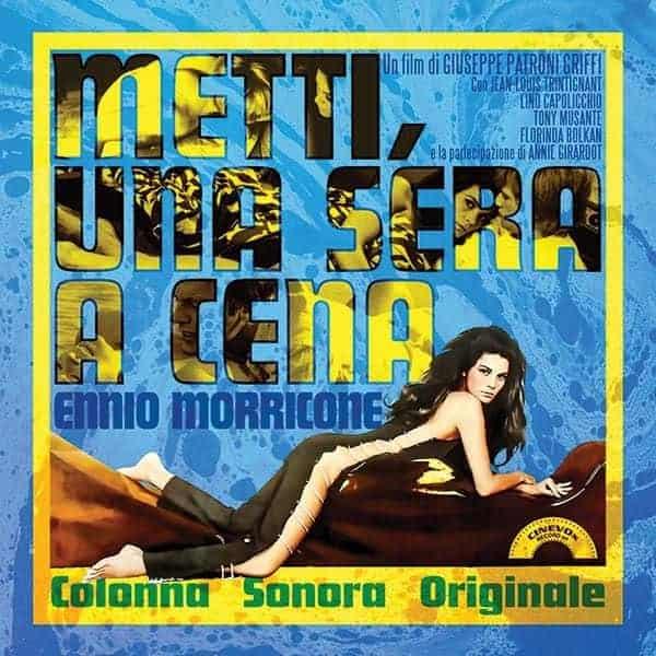 Metti, Una Sera A Cena by Ennio Morricone