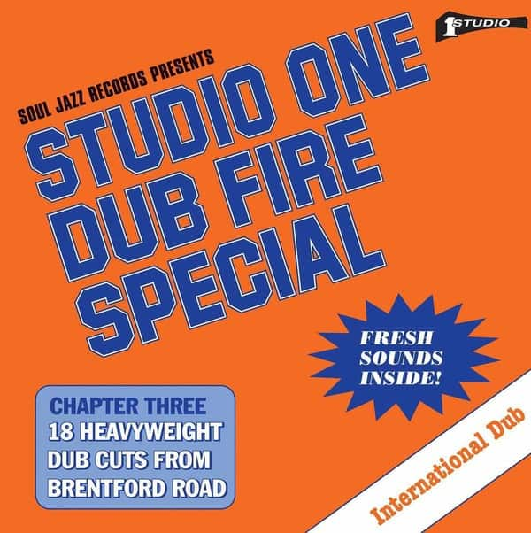 Studio One Dub Fire Special by Various